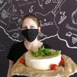 Сыр Сулугуни, 100 г